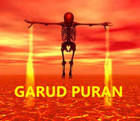 what Garud puran says about changing religion!