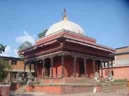 Nandikeshwar mahadev temple of nanderia village gujrat