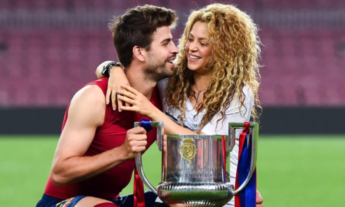 News come out of shakira gerrard sepretion!