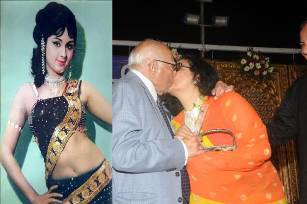 Leena chandavarkar hot liplock with jethmalani & her personal life