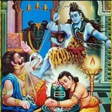 How markandey get immorality from shiva?