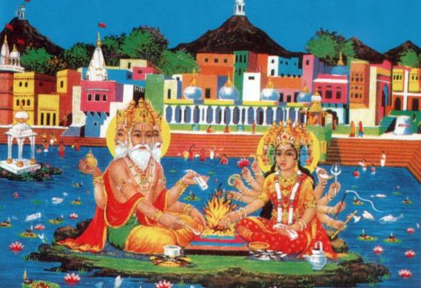 Know secret tales about pushkar