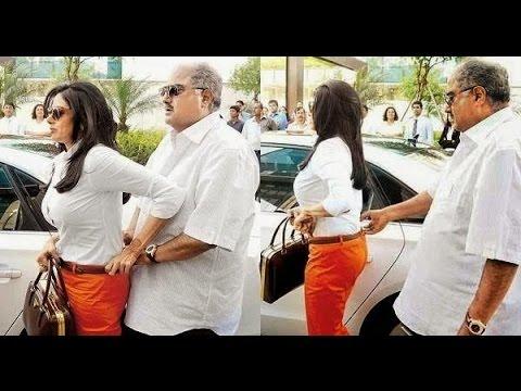 Mithun forced shridevi to tie rakhi to boney kapoor and now