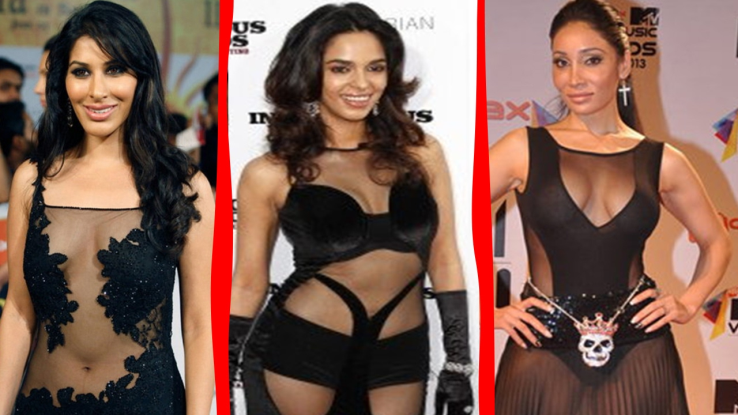 Bollywood actress crazy dressing sense!