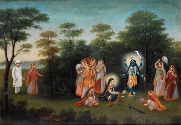 Shraddhiya navtarta tale of gopika's
