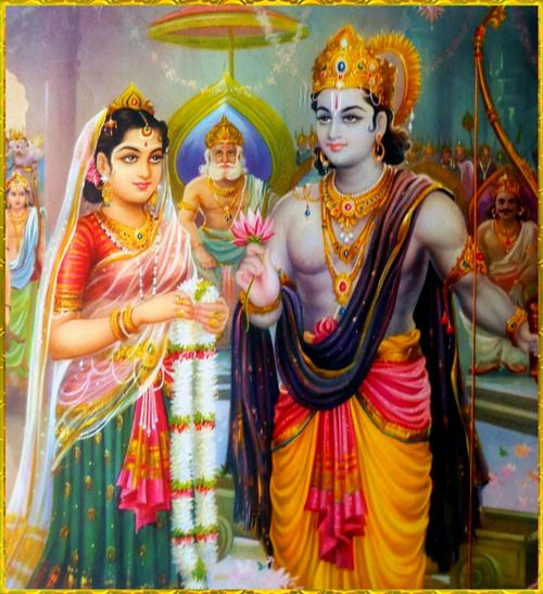 Had you fully understand character of goddess sita?