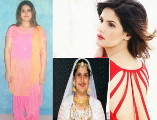 Zareen khan amazing change over!