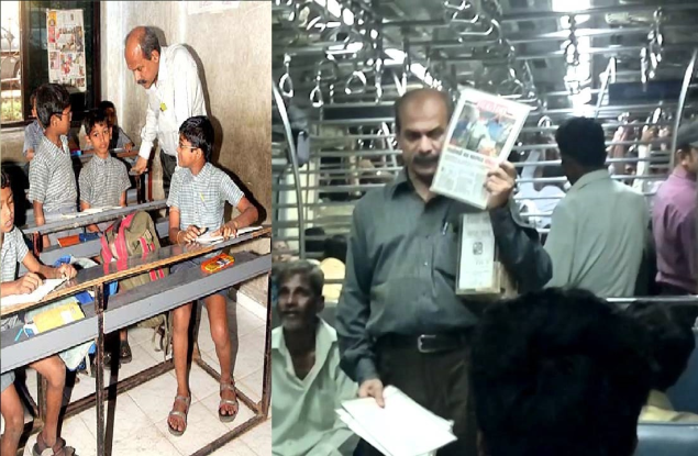 sandeep desai's idea change life of 1000 students