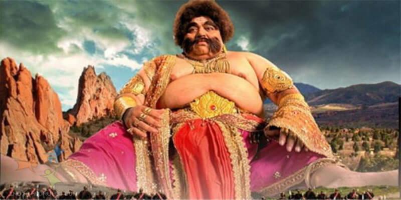 Kumbhakaran secret evil story