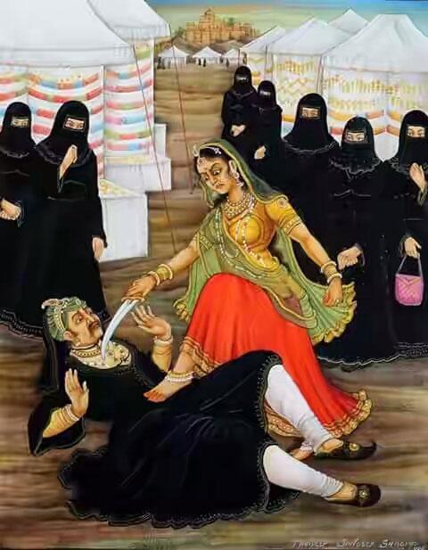 Know full story of rajputi girl kiran devi