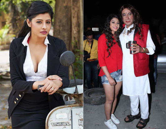 Bhojpuri actress sanchita banerjee secret!
