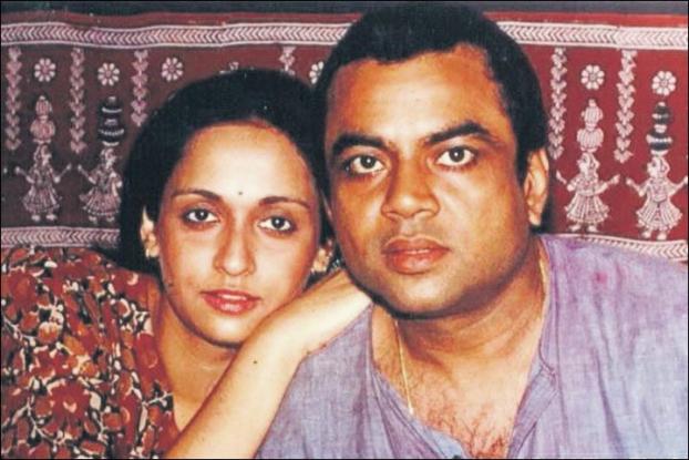Paresh rawal love story...
