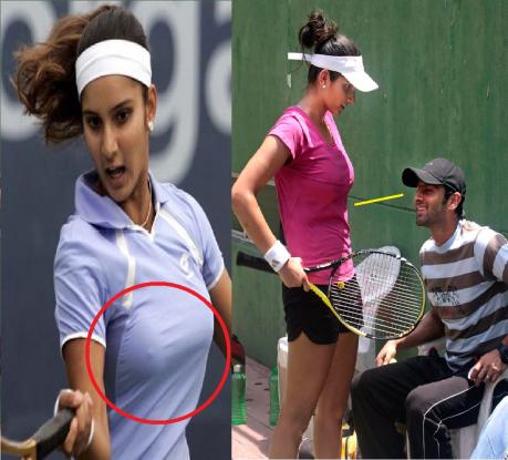 Saniya Mirza top hot and vulgar picks of all time