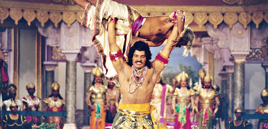 Amazing revenge of bhima in mahabharat