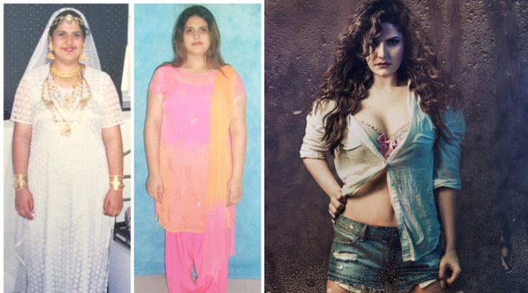 Amazing change over in bollywood actresses