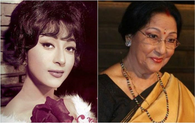 Mala sinha & her daughter story