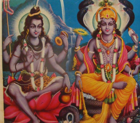 Lord shiva or vishnu who is supreme?