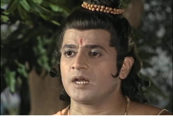 Know when when lord rama cried