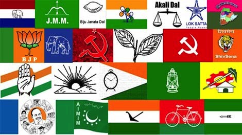 Know history of indian political parties.