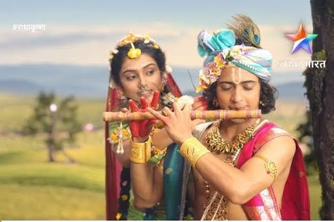New tv serial of radha krishna on star bharat