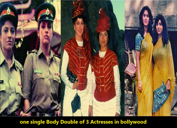Bollywood body double top picks