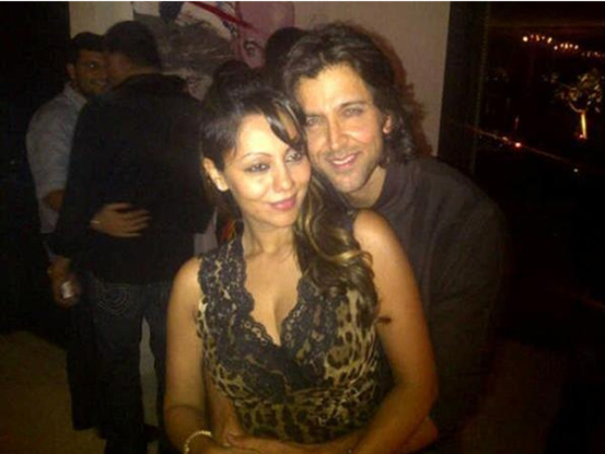 Hrithik's controversial tweet with gauri!