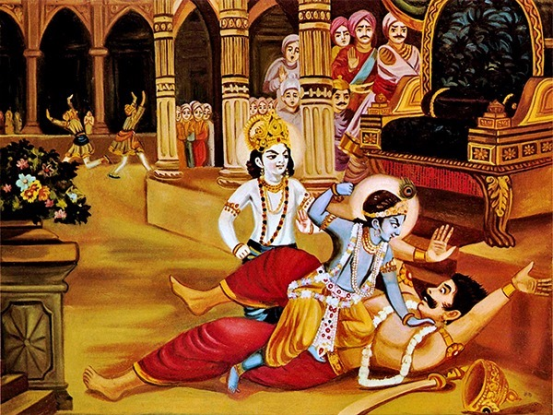 Know full powers of demon kansa who was killed by krishna