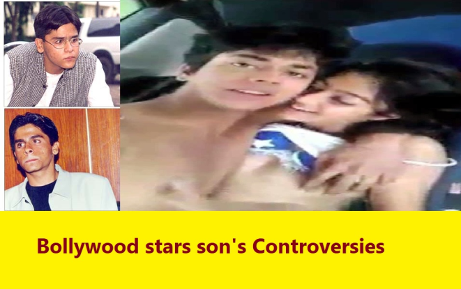 Bollywood actors sons daughter who defame them