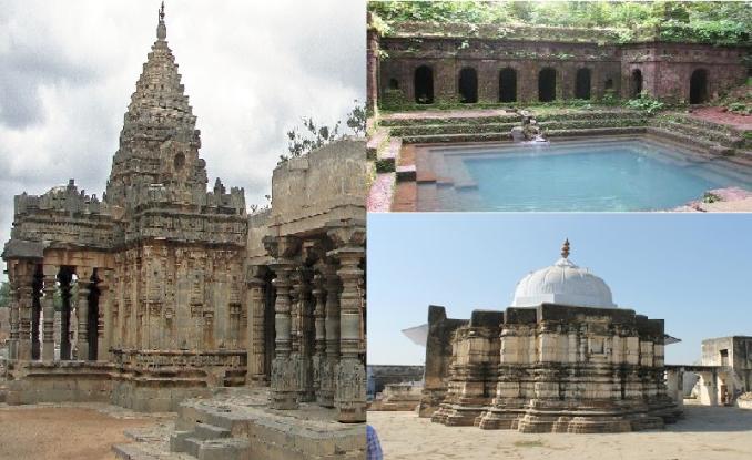 Lord shiva & vishnu temple in pushkar