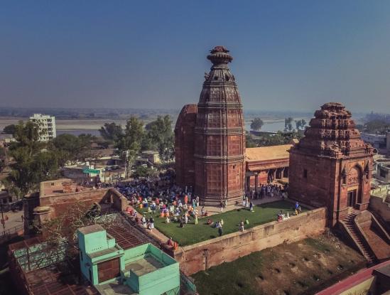 Amazing saga of shrikrishna's and his city!