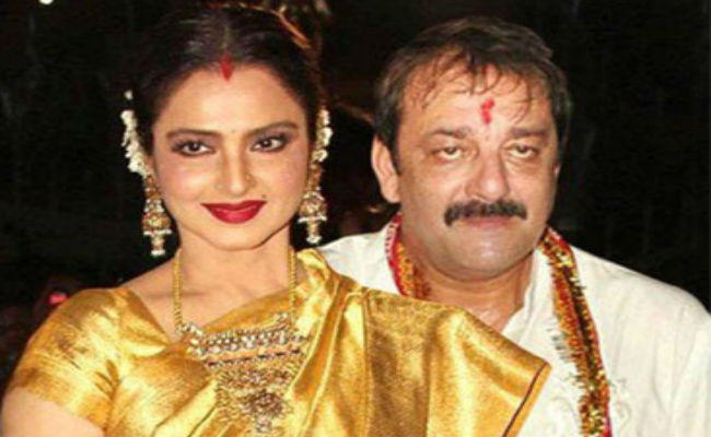 Know reality of sanjay dutt & rekha marriage