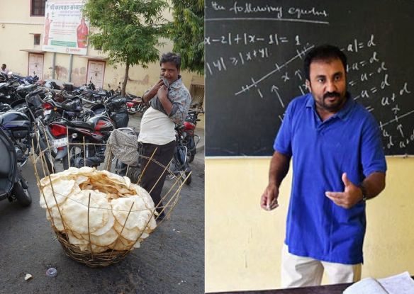 Anand kumar of bihar & his struggle for success!
