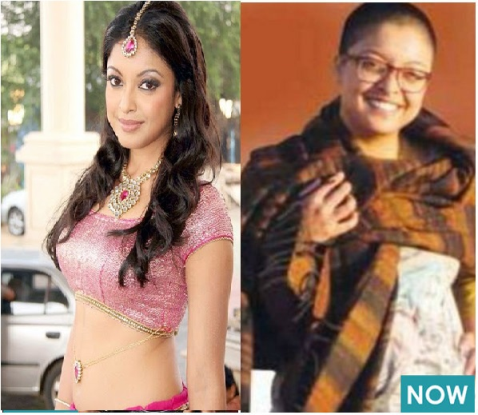 Tanushree dutta bared herself on krishna dumping