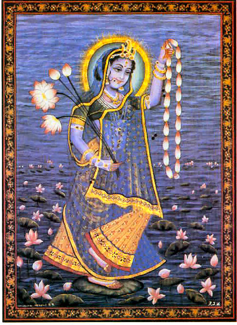 Know full story of goddess yamuna wife of krishna