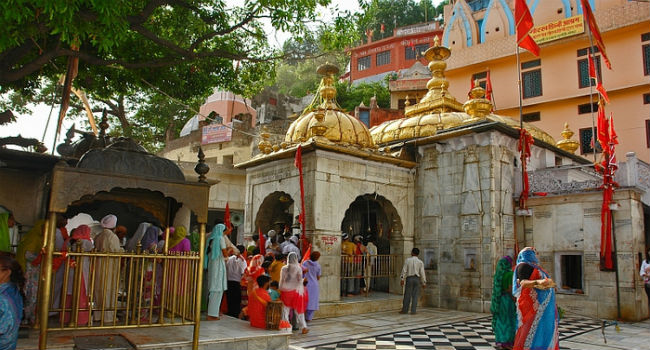 Know secret behind jwala goddess temple