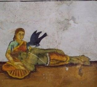 Know how jayant punished by rama on disturbing sita ji
