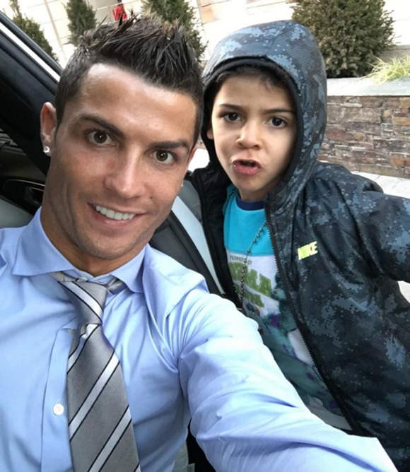 Ronaldo turn father of 4th child, this time of girl