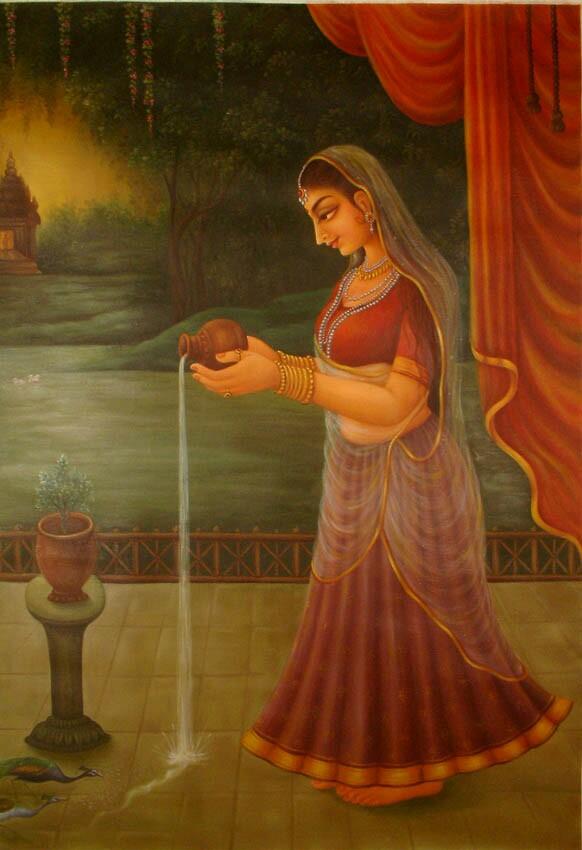 Know full story of daughter of shirdhwaj (janak)!