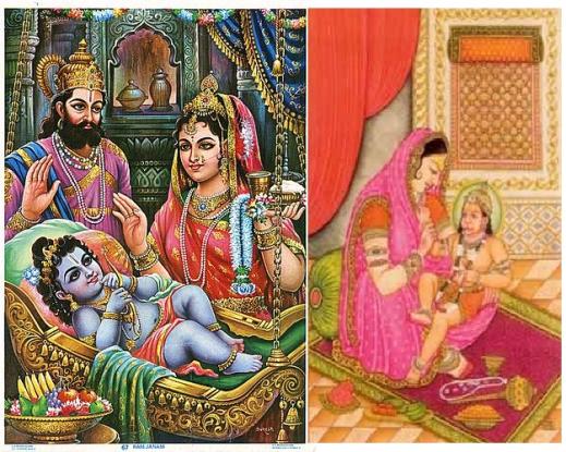 Lord hanuman berth day celebration