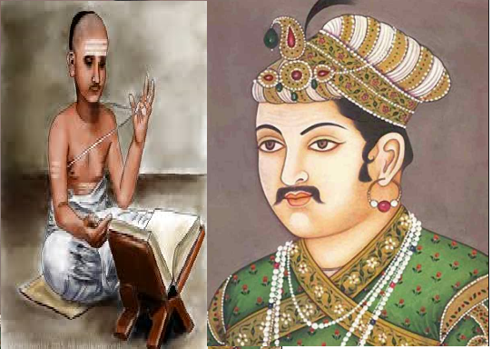 Akbar was brahmin in previous berth