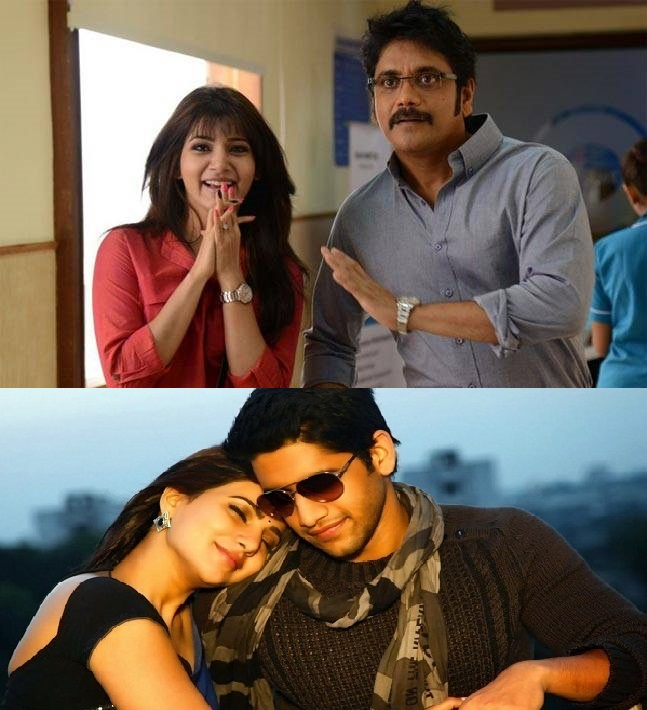Nagarjuna samantha together again in raja gadhi 2