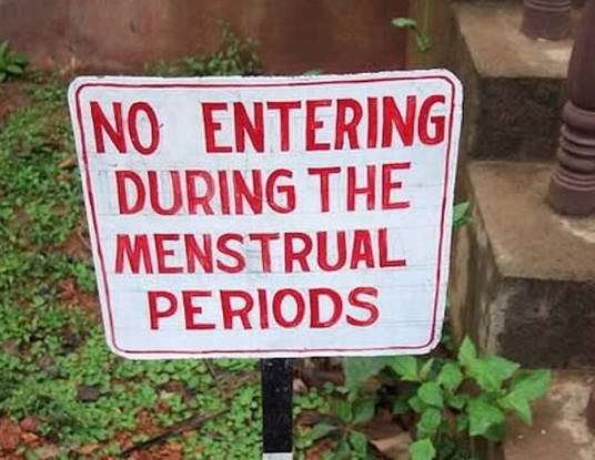 Nepal passes new law on periods!