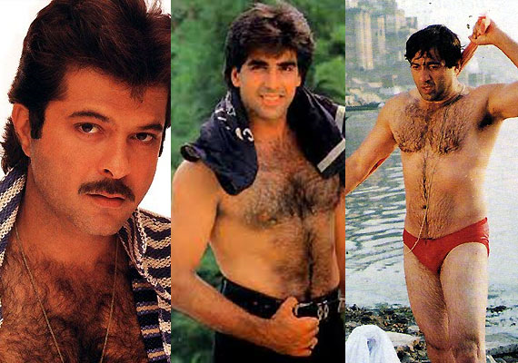 Amazing comparison between today and 90's bollywood