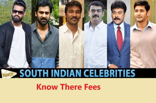 South actors top fees