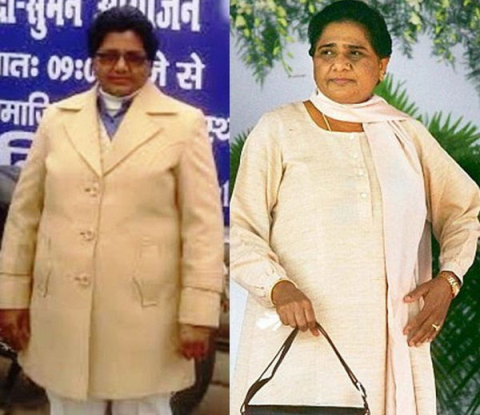 Indian political duplicates