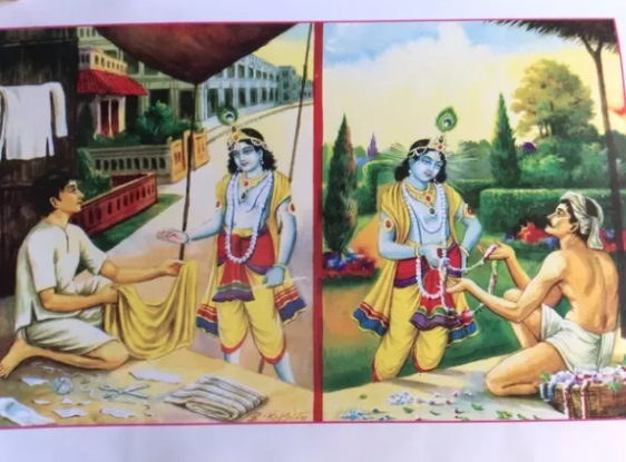 Know how washerman of tretayug punished in dwapar by krishna