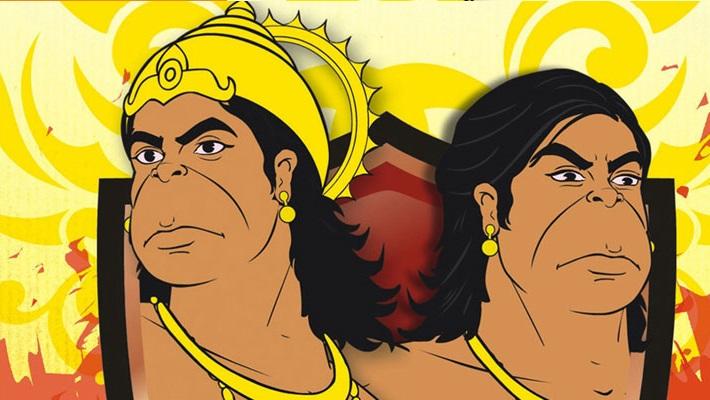 Know how vali & sugriv born?