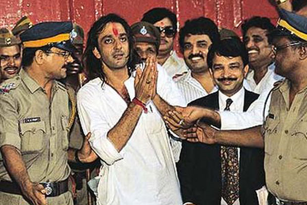 Know how sanjay dutt met don who spoil his life!