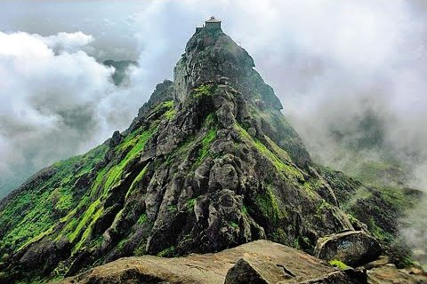 Girnar mountain in revatak piece of vaikuntha