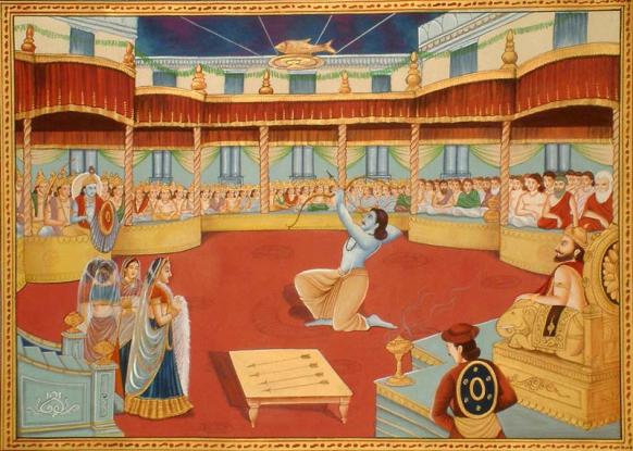 Swayamvara tradition still alive in india
